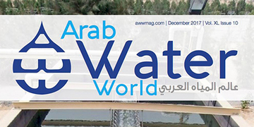 Arab Water World article in December 2017