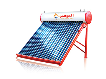 Compact Thermosiphon Solar Water Heating System
